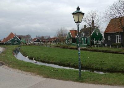 Zaanse houten huisjes